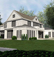 Spec House Building by Praxis Custom Home Builders